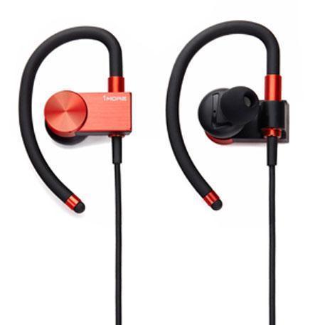Беспроводные Bluetooth cтерео-наушники Xiaomi 1More Active Red