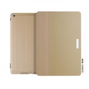 Чехол-книжка Viva Madrid Hermoso для Apple iPad Air (натуральная кожа с подставкой) бежевыйдля Apple iPad Air<br>Чехол-книжка Viva Madrid Hermoso для Apple iPad Air (натуральная кожа с подставкой) бежевый<br>