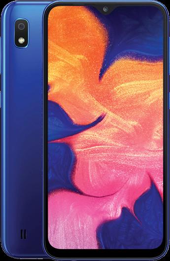 Samsung Galaxy A10 (2019) (SM-A105F/DS) 32Gb Blue (SM-A105FZBGSER)