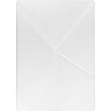 Чехол-книжка Ozaki O!coat Simple (OC128WH) для Apple Air 2 (полиуретан с подставкой) Whiteдля Apple iPad Air 2<br>Чехол-книжка Ozaki O!coat Simple (OC128WH) для Apple Air 2 (полиуретан с подставкой) White<br>