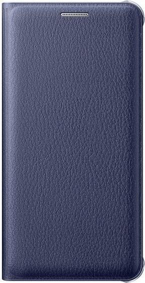 Чехол-книжка Samsung Flip Wallet Cover для Galaxy A5 2016 (EF-WA510PBEGRU) черный