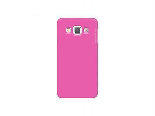 Чехол-накладка Deppa Air Case для Samsung Galaxy A3 (SM-A300) розовый + защитная пленкадля Samsung<br>Чехол-накладка Deppa Air Case для Samsung Galaxy A3 (SM-A300) розовый + защитная пленка<br>