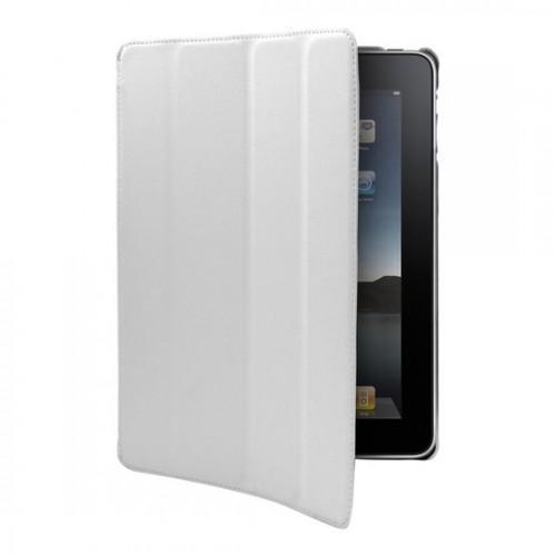 Чехол-книжка Platinum для Apple iPad Air (полиуретан с подставкой) белыйдля Apple iPad Air<br>Чехол-книжка Platinum для Apple iPad Air (полиуретан с подставкой) белый<br>