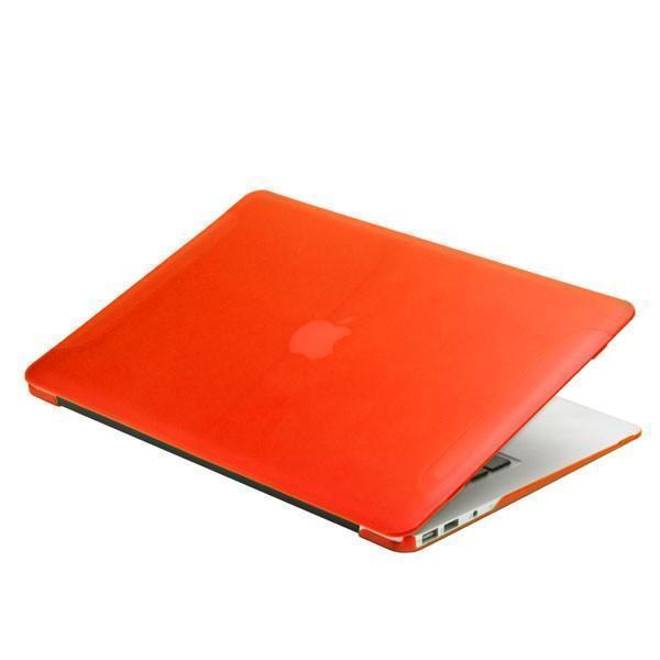 Чехол-накладка BTA-Workshop для Apple MacBook 12 матовая оранжеваядля Apple MacBook 12<br>Чехол-накладка BTA-Workshop для Apple MacBook 12 матовая оранжевая<br>