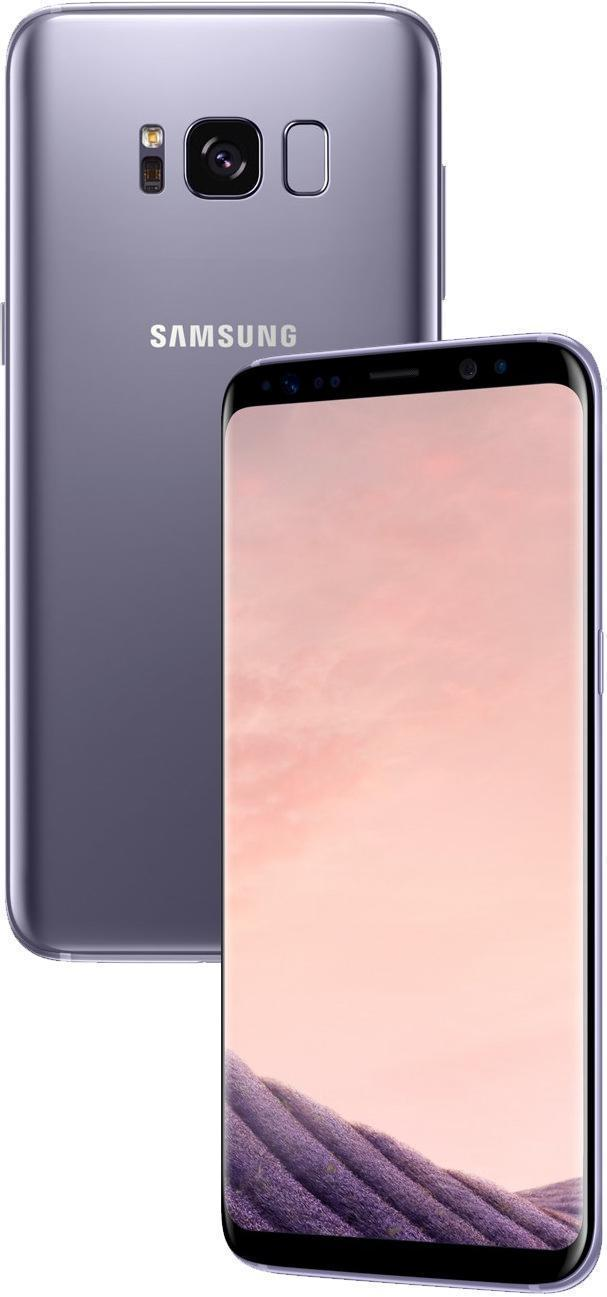 Samsung Galaxy S8 (SM-G950FD) 64Gb (Orchid Gray)