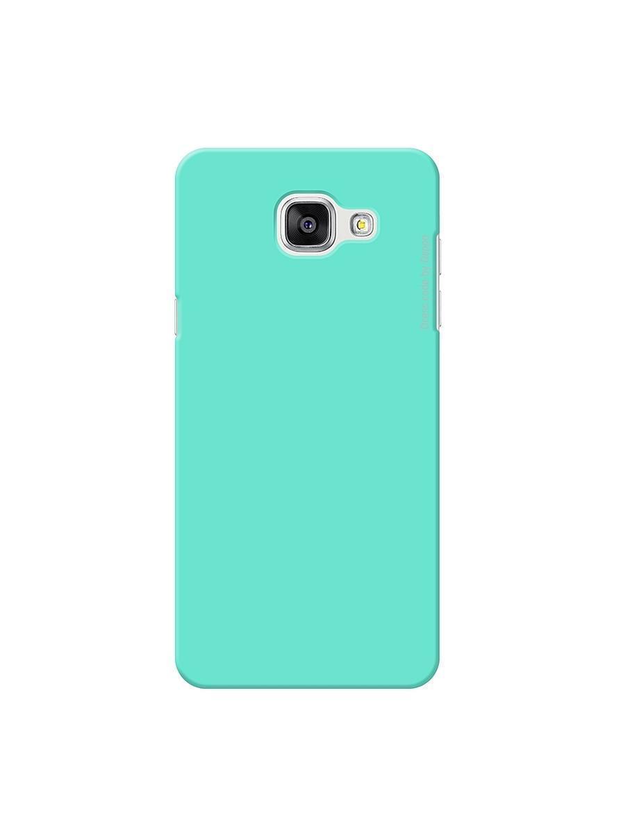 Купить Чехол-накладка Deppa Air Case для Samsung Galaxy A5 (2016) SM-A510 пластиковый (мятный)