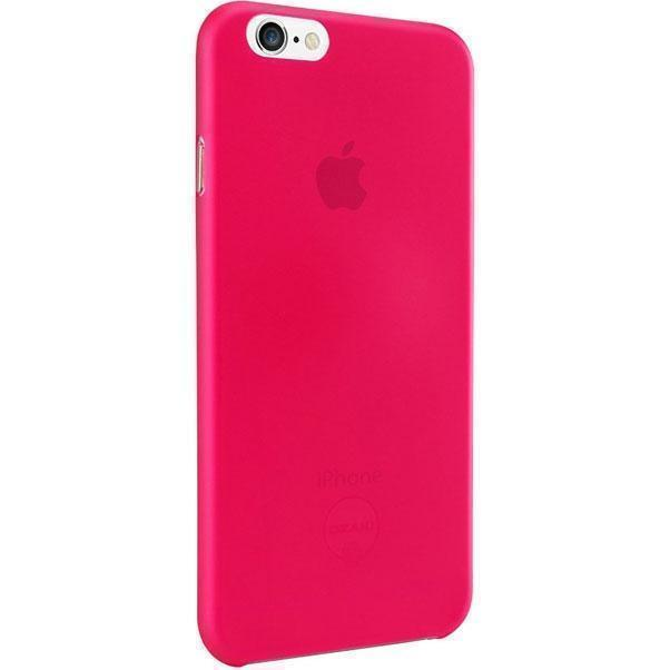Чехол-крышка Ozaki O!coat 0.3 Jelly для Apple iPhone 6  розовый (OC555PK)для iPhone 6/6S<br>Чехол-крышка Ozaki O!coat 0.3 Jelly для Apple iPhone 6  розовый (OC555PK)<br>