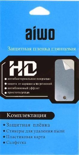 Купить Защитная пленка AIWO для Apple iPhone 7 Plus/8 Plus антибликовая прозрачная (глянцевая)