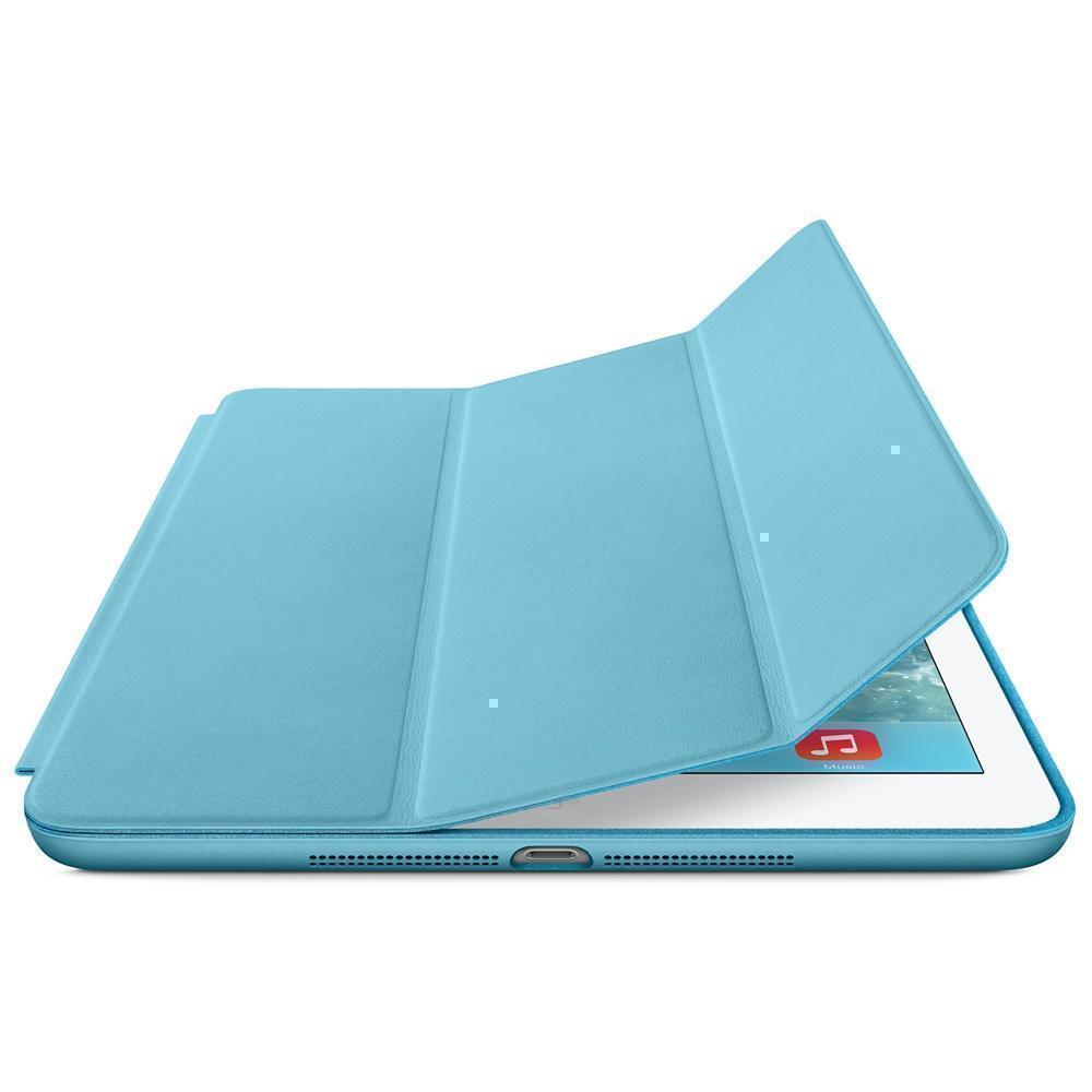 Купить Чехол-книжка Smart Case для Apple iPad Air 2 (искусственная кожа с подставкой) (blue)