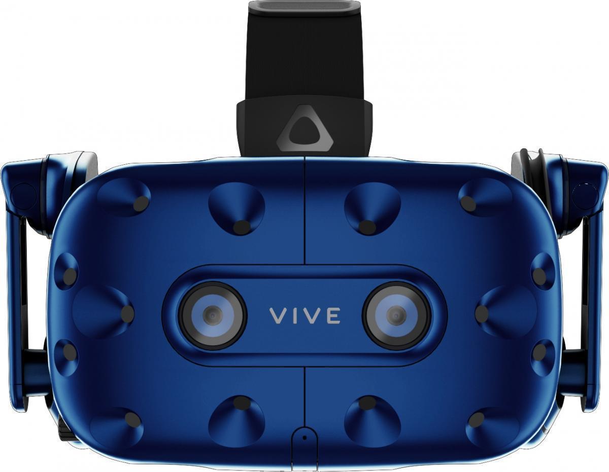 Очки виртуальной реальности HTC Vive Pro VR Headset (HMD Only) фото