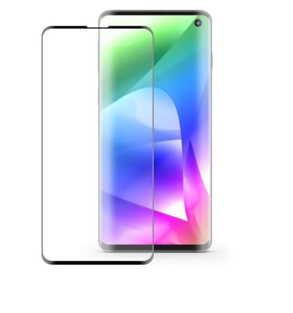 Купить Защитное стекло Baseus Rigid-edge 3D (SGSAS10P-KR01) для Samsung Galaxy S10 Plus (Black)