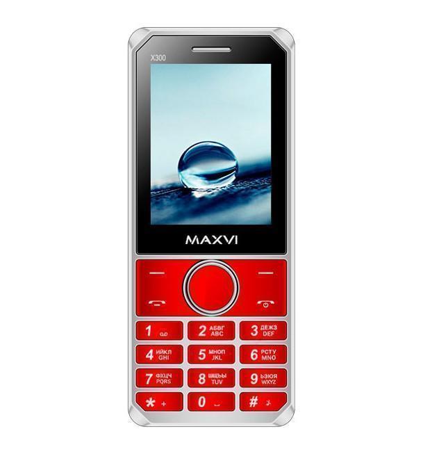 Maxvi X300 RedMaxvi<br>Maxvi X300 Red<br>