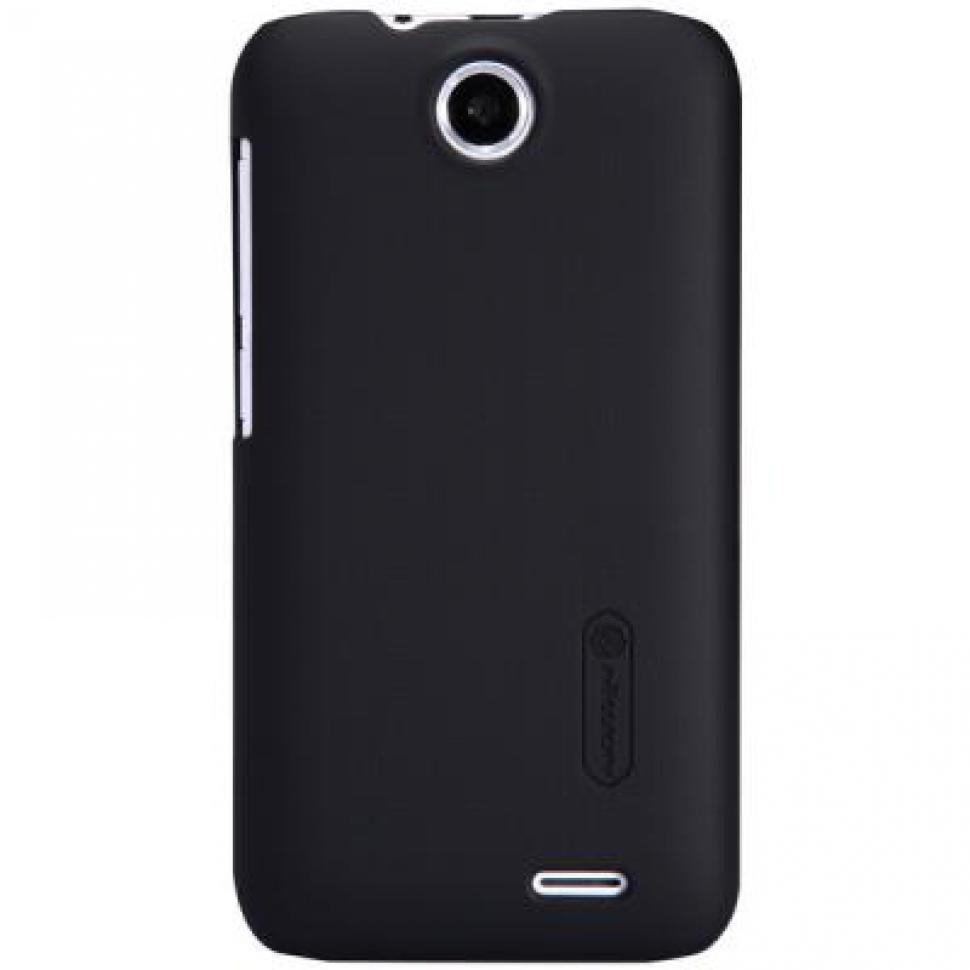 Купить Чехол-накладка Nillkin Frosted Shield для HTC Desire 310 пластиковый (Black)
