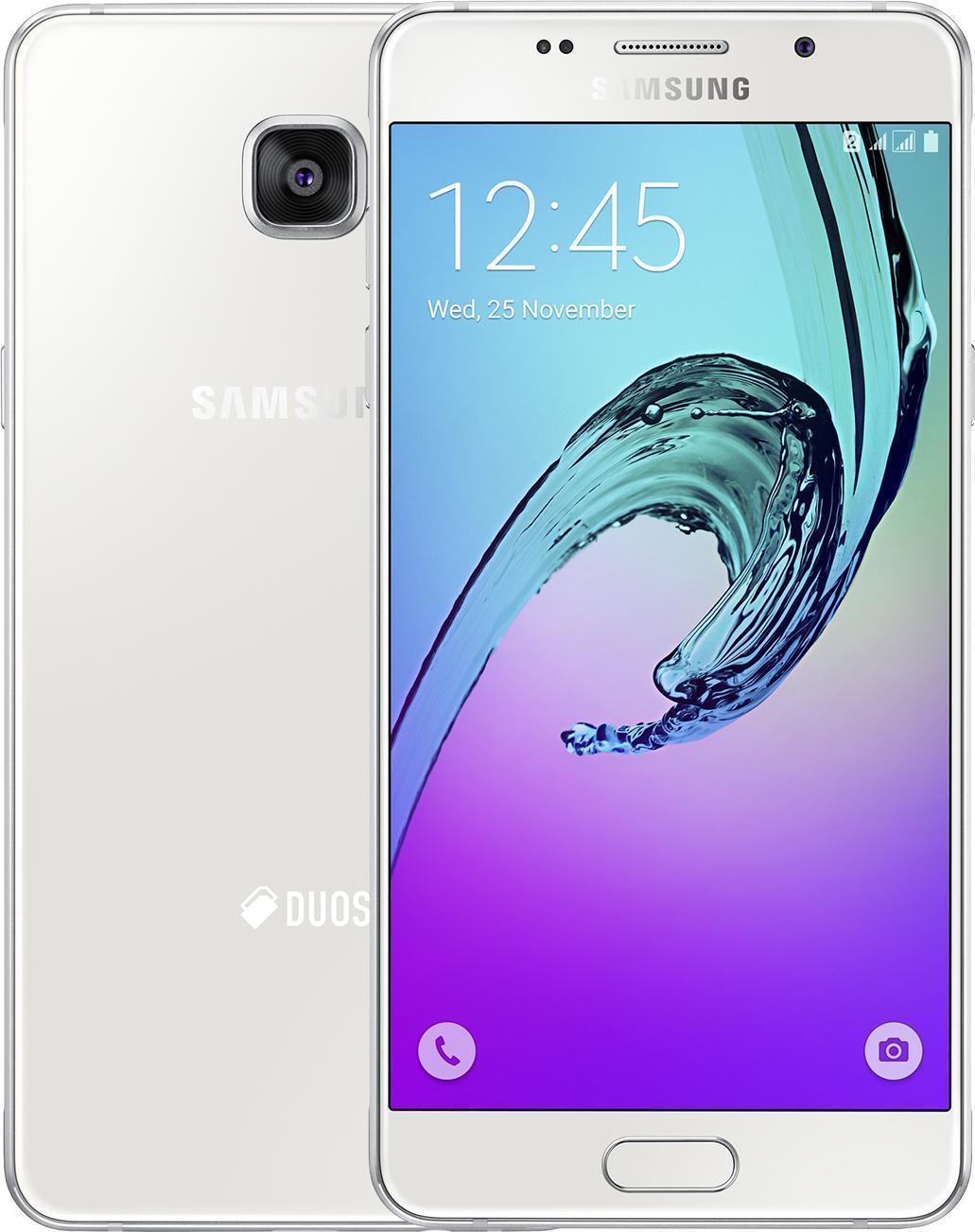 Samsung Galaxy A5 (2016) (SM-A510F/DS) White (SM-A510FZWDSER)Samsung<br>Samsung Galaxy A5 (2016) (SM-A510F/DS) White (SM-A510FZWDSER)<br>