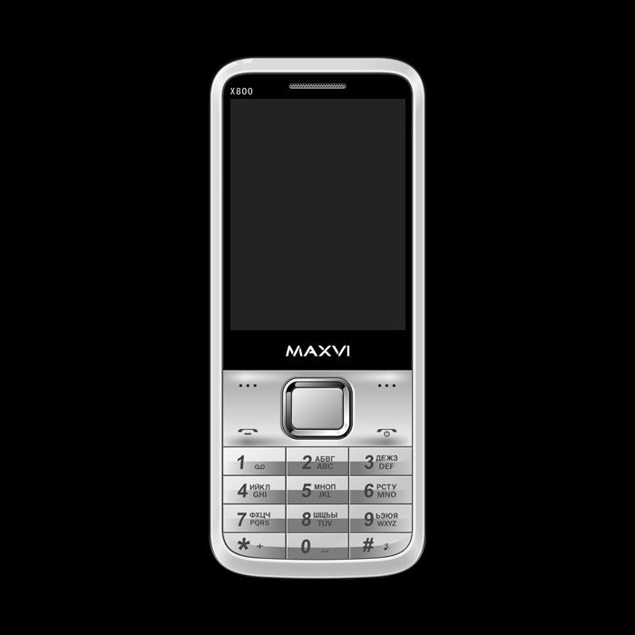Maxvi X800 SilverMaxvi<br>Maxvi X800 Silver<br>