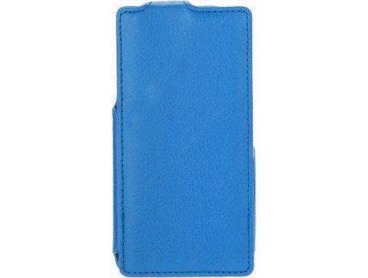 Чехол-книжка Armor Flip Case для Huawei Ascend  P6 искусственная кожа голубойдля Huawei<br>Чехол-книжка Armor Flip Case для Huawei Ascend  P6 искусственная кожа голубой<br>