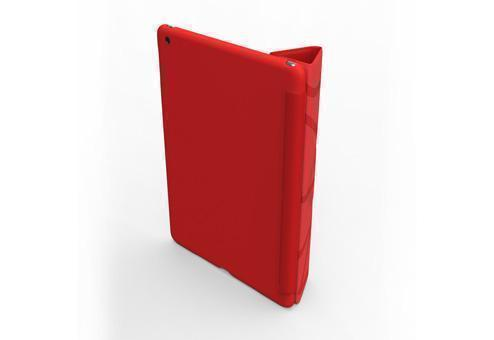 Чехол-книжка Minimal для Apple iPad Air 2 (полиуретан с подставкой) красный