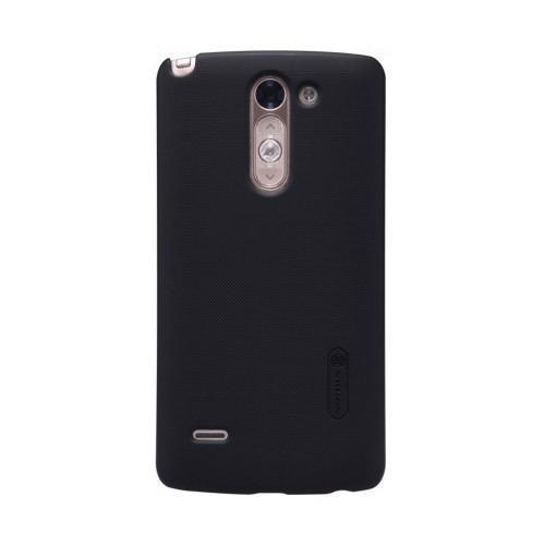 Чехол-накладка Nillkin Frosted Shield для LG G3 Stylus D690 (пластиковый) Blackдля LG<br>Чехол-накладка Nillkin Frosted Shield для LG G3 Stylus D690 (пластиковый) Black<br>