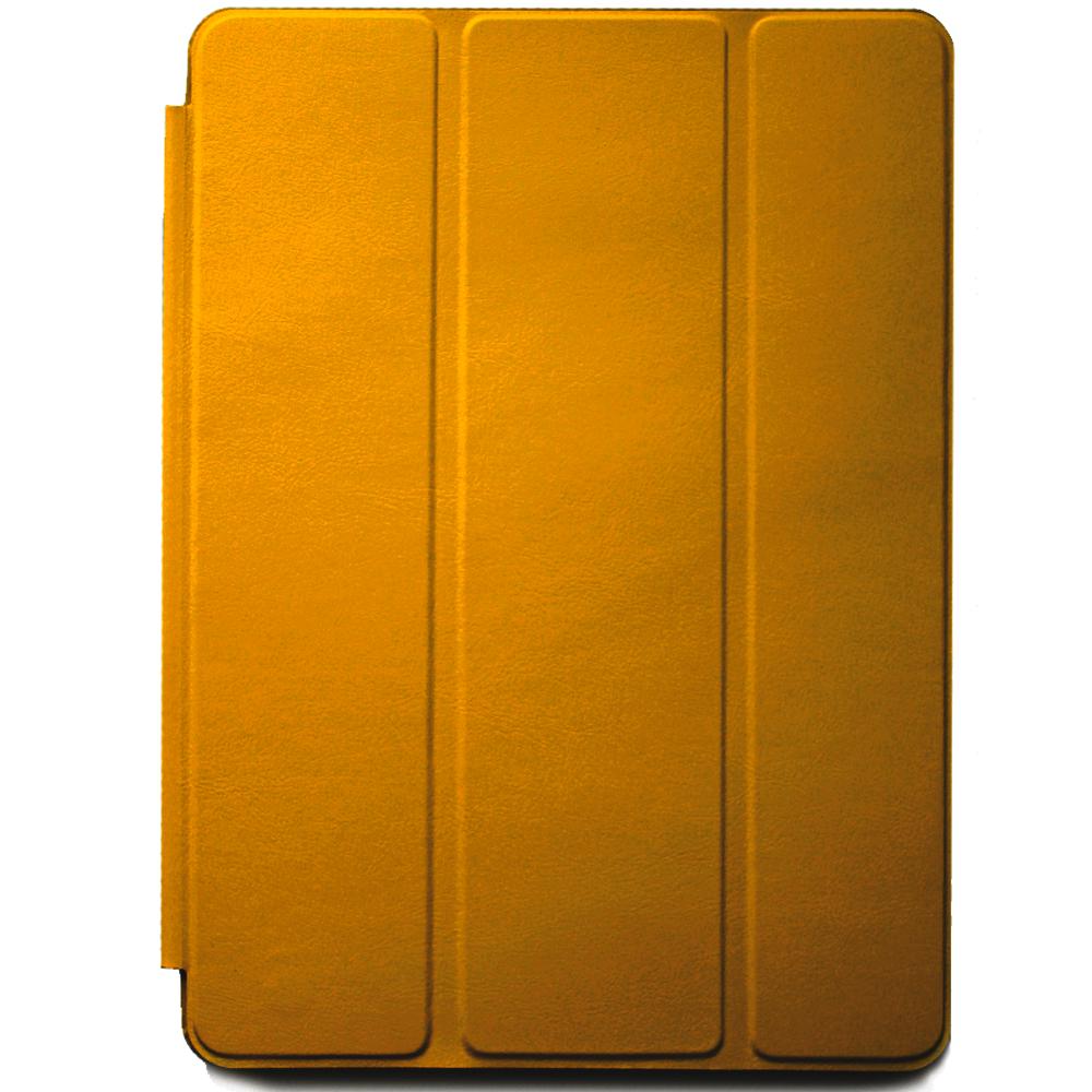 Чехол-книжка Smart Case для Apple iPad 2/3/4 (искусственная кожа с подставкой) золотой