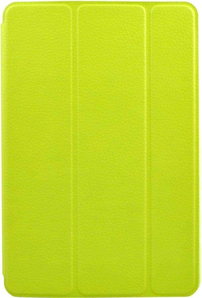 Чехол-книжка iCover Carbio для Apple iPad mini 4 (натуральная кожа с подставкой) Lime Greenдля Apple iPad mini 4<br>Чехол-книжка iCover Carbio для Apple iPad mini 4 (натуральная кожа с подставкой) Lime Green<br>