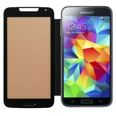 Купить Чехол-книжка AnyMode ME-IN Cover для Samsung Galaxy S5 (черный) F-DMMF000KBK
