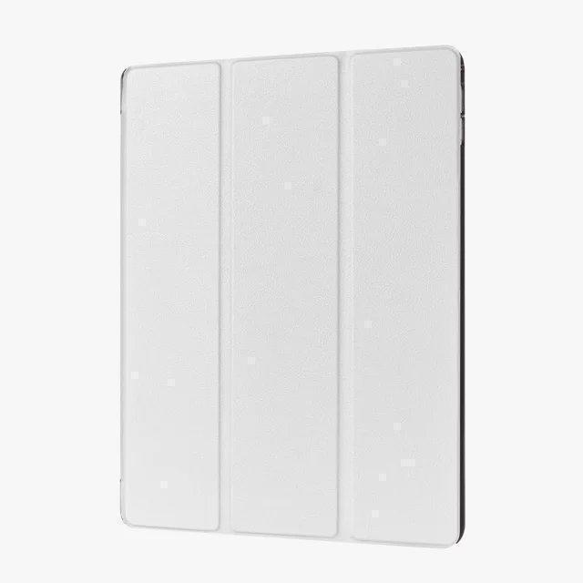 Чехол-книжка Smart Case для Apple iPad Pro 9.7 (искусственная кожа с подставкой) белыйдля Apple iPad Pro 9.7<br>Чехол-книжка Smart Case для Apple iPad Pro 9.7 (искусственная кожа с подставкой) белый<br>