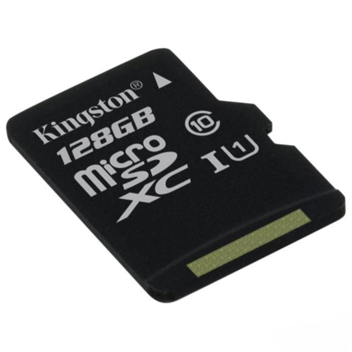 Карта памяти Kingston microSDXC Class 10 UHS-I 45MB/s 128GB (SDC10G2/128GB)
