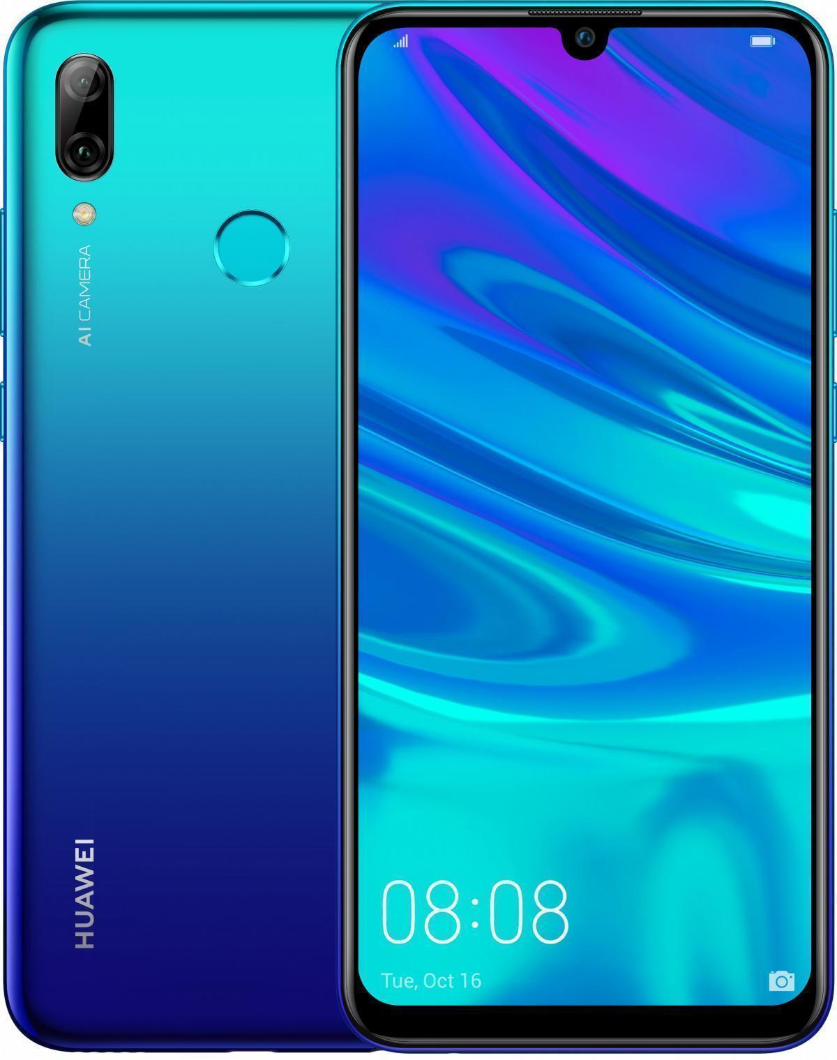 Huawei P Smart (2019) 3/32Gb (Ярко-голубой) (POT-LX1)