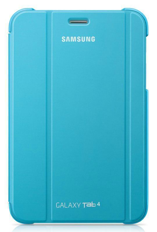 Чехол-книжка Book Cover для Samsung Galaxy Tab 4 7,0 (T230/T231) искусственная кожа голубойдля Samsung<br>Чехол-книжка Book Cover для Samsung Galaxy Tab 4 7,0 (T230/T231) искусственная кожа голубой<br>