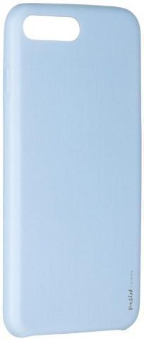Чехол-накладка Uniq Outfitter для Apple iPhone 7 Plus/8 Plus (натуральная кожа) голубойдля iPhone 7 Plus/8 Plus<br>Чехол-накладка Uniq Outfitter для Apple iPhone 7 Plus/8 Plus (натуральная кожа) голубой<br>