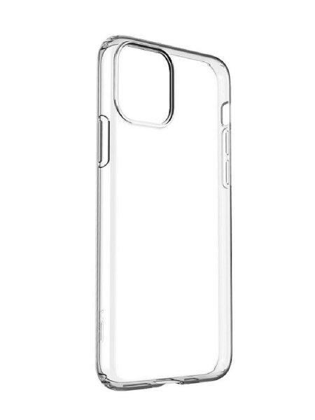 Купить Чехол-накладка Armor для Apple iPhone 11 противоударный силиконовый (прозрачный)