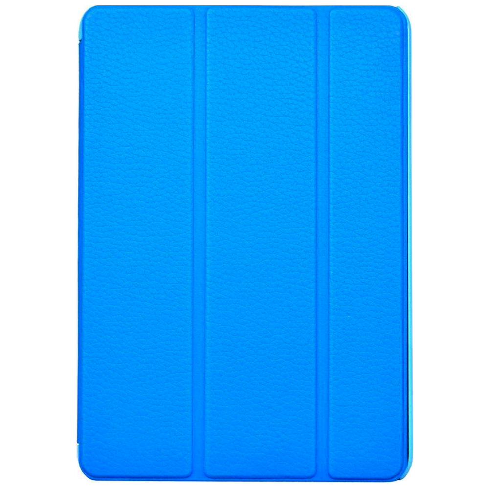 Чехол-книжка iCover Carbio для Apple iPad mini 4 (натуральная кожа с подставкой) Sky Blueдля Apple iPad mini 4<br>Чехол-книжка iCover Carbio для Apple iPad mini 4 (натуральная кожа с подставкой) Sky Blue<br>