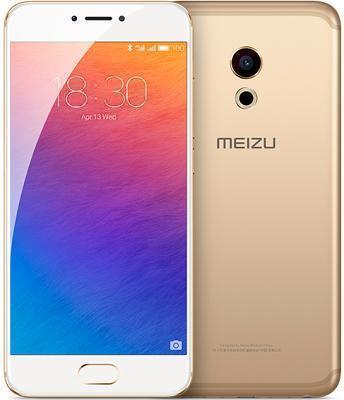 Meizu Pro 6 32Gb Gold (M570H)Meizu<br>Meizu Pro 6 32Gb Gold (M570H)<br>