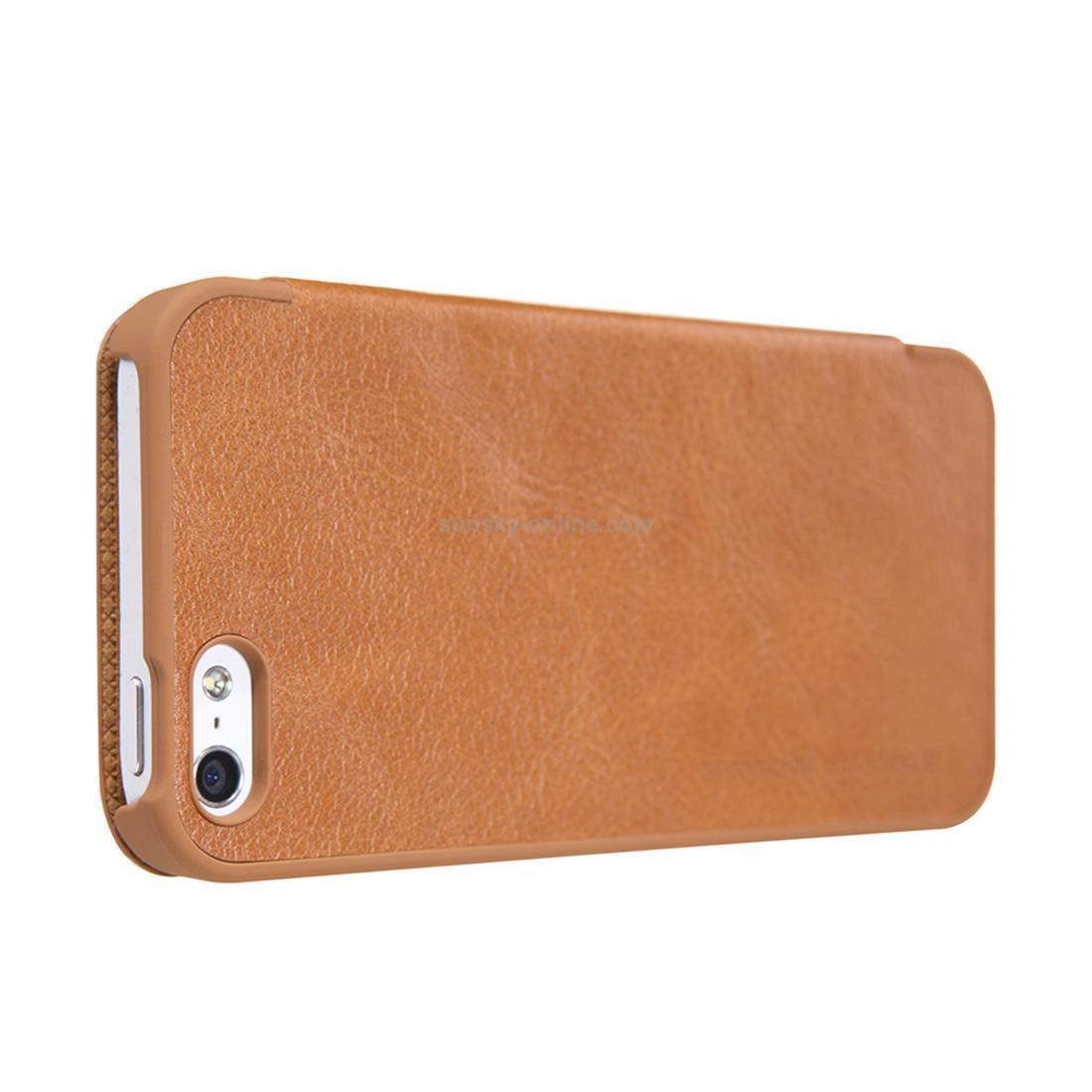 Чехол-пенал Heddy Luxury Hard Box для Apple iPhone SE/5S/5 натуральная кожа, коричневыйдля iPhone 5/5S/SE<br>Чехол-пенал Heddy Luxury Hard Box для Apple iPhone SE/5S/5 натуральная кожа, коричневый<br>