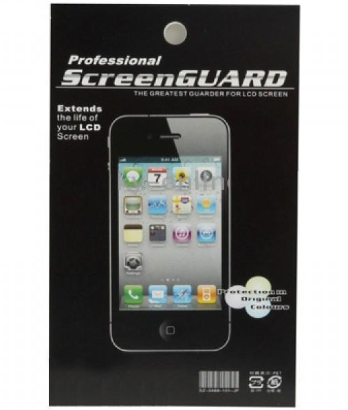 Купить Защитная пленка Screen Guard для Apple iPhone SE/5S/5 (глянцевая)
