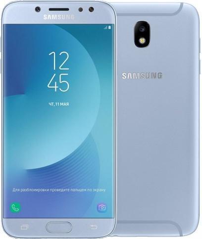 Samsung Galaxy J7 (2017) SM-J730FM/DS Blue (SM-J730FZSNSER)