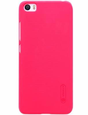 Чехол-накладка Nillkin Frosted Shield для Xiaomi Mi5S пластиковый красныйдля Xiaomi<br>Чехол-накладка Nillkin Frosted Shield для Xiaomi Mi5S пластиковый красный<br>