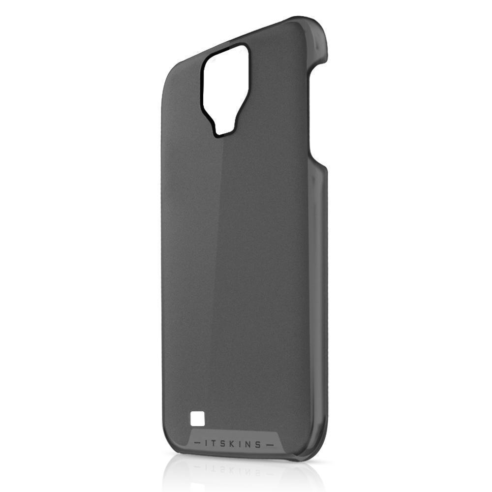 Чехол-накладка Itskins The new Ghost для Samsung Galaxy S4 (GT-I9500) пластик черный