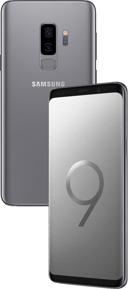 Samsung Galaxy S9 Plus 64Gb (SM-G965F/DS) (Титан) (SM-G965FZADSER)