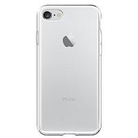 Купить Чехол-накладка усиленный 0.8mm для Apple iPhone 7/8 силиконовый (прозрачный)