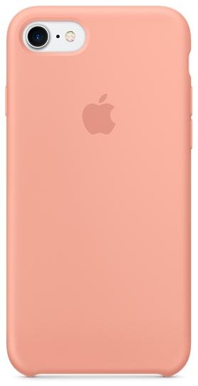 Чехол-накладка Apple Silicone Case для iPhone 7/8 силиконовый розовый фламингодля iPhone 7/8<br>Чехол-накладка Apple Silicone Case для iPhone 7/8 силиконовый розовый фламинго<br>