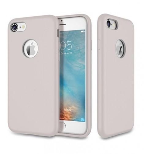 Чехол-накладка Rock Touch Series для Apple iPhone 7/8 силикон Light Purple (RPC1153)для iPhone 7/8<br>Чехол-накладка Rock Touch Series для Apple iPhone 7/8 силикон Light Purple (RPC1153)<br>