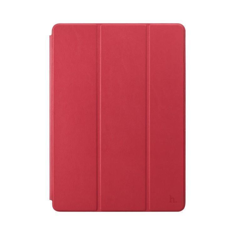 Чехол-книжка Hoco Sugar Series для Apple iPad Pro 12.9 (искусственная кожа с подставкой) красный