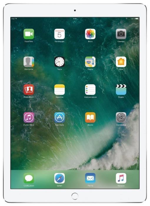 Apple iPad Pro 12.9 512Gb Wi-Fi + Cellular Silver iPad Pro<br>Apple iPad Pro 12.9 512Gb Wi-Fi + Cellular Silver<br>