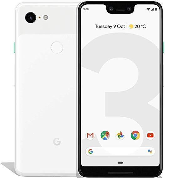 Google Pixel 3 XL 64Gb (Clearly White)
