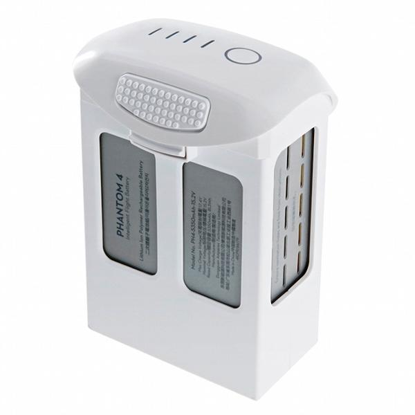 Аккумуляторная батарея DJI P4 Part 54 Intelligent Flight Battery для Phantom 4 (15.2 В, 5350 мА/ч)