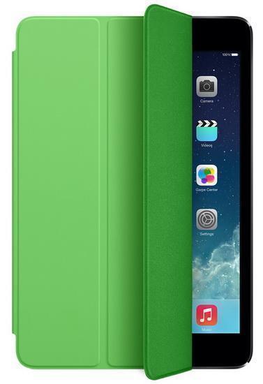 Чехол-книжка Apple Smart Cover для Apple iPad mini 1/2/3 (полиуретан с подставкой) Greenдля Apple iPad mini 1/2/3<br>Чехол-книжка Apple Smart Cover для Apple iPad mini 1/2/3 (полиуретан с подставкой) Green<br>