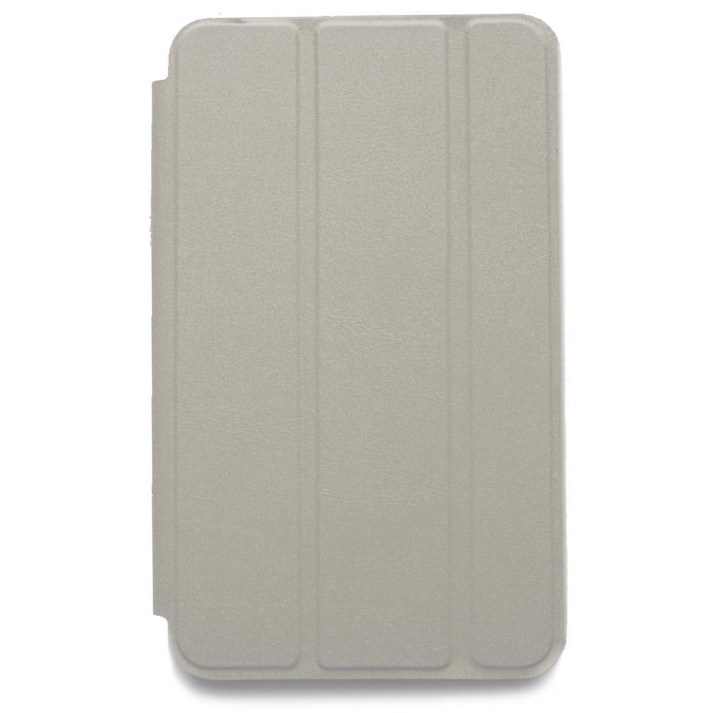 Чехол Protective Smart case для SAMSUNG Galaxy Tab A SM-T355 (8.0) бежевый