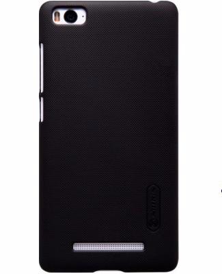 Чехол-накладка Nillkin Frosted Shield для Xiaomi Mi4i / Mi4c пластиковый черный