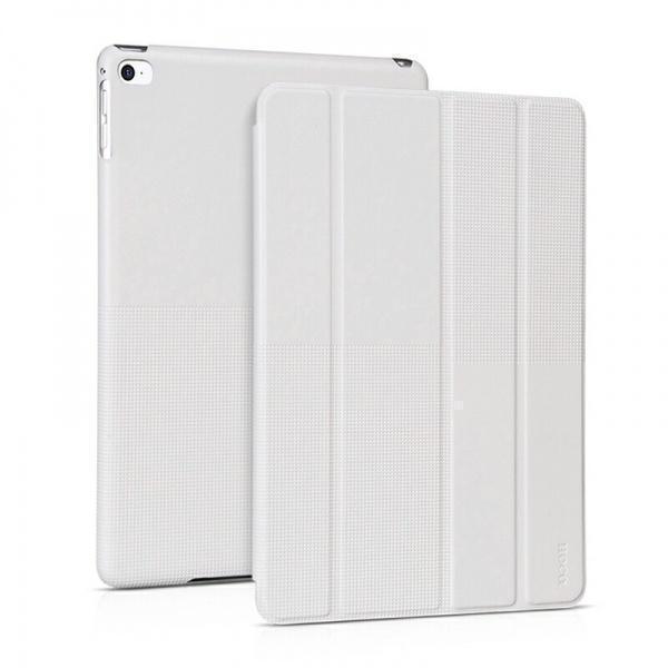 Чехол-книжка Hoco Fashion Series для Apple iPad Air 2 (искусственная кожа с подставкой) Whiteдля Apple iPad Air 2<br>Чехол-книжка Hoco Fashion Series для Apple iPad Air 2 (искусственная кожа с подставкой) White<br>